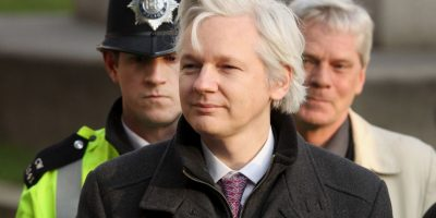 Julian Assange Foto: Getty Images