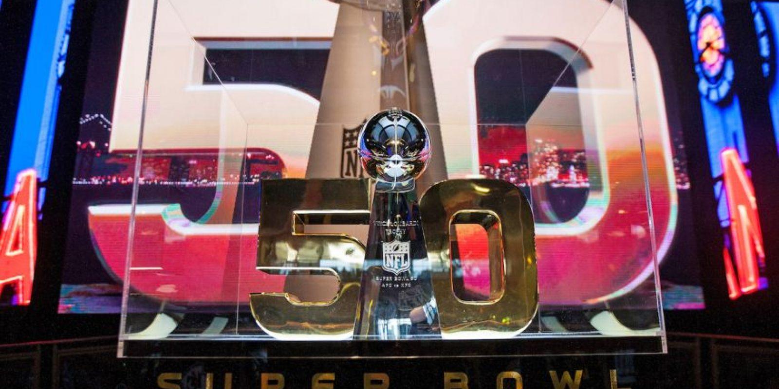 Super Bowl 50 Carolina Panthers vs. Denver Broncos Foto:Getty Images