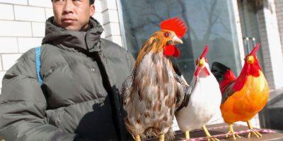 10. El gallo Foto:Getty Images