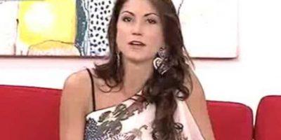 También había roto recientemente con su segundo marido. Foto:vía Canal Caracol