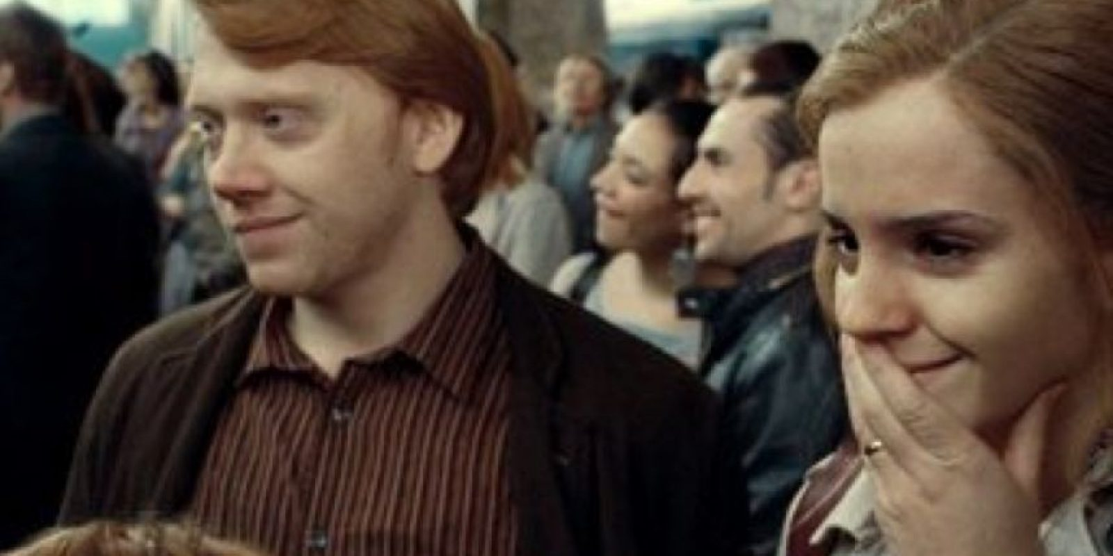 Hasta la misma J.K. Rowling. Foto:vía Warner Brothers