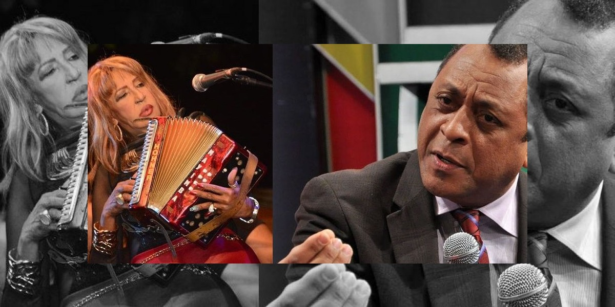 Michael Miguel y Fefita La Grande los reyes del Carnaval Santo Domingo 2016