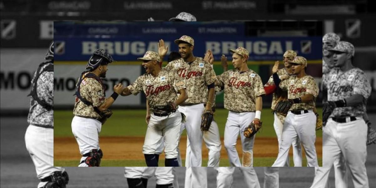 Tigres de Aragua avanzan a la final en béisbol del Caribe
