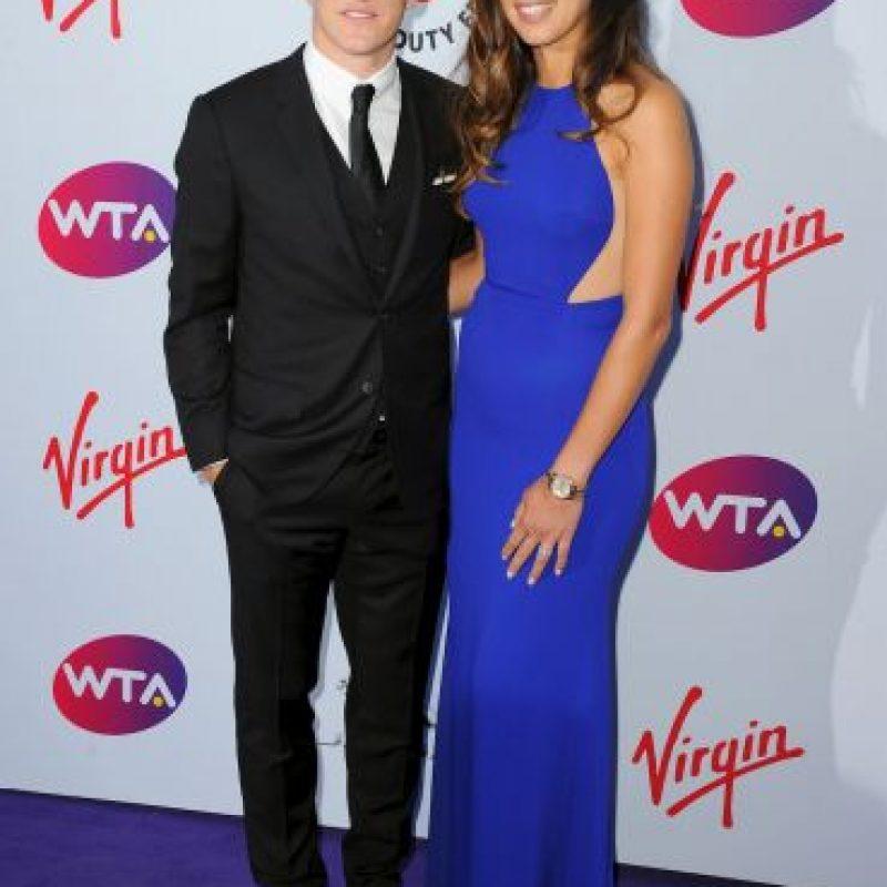 Ambos están juntos desde septiembre de 2014. Foto:Getty Images