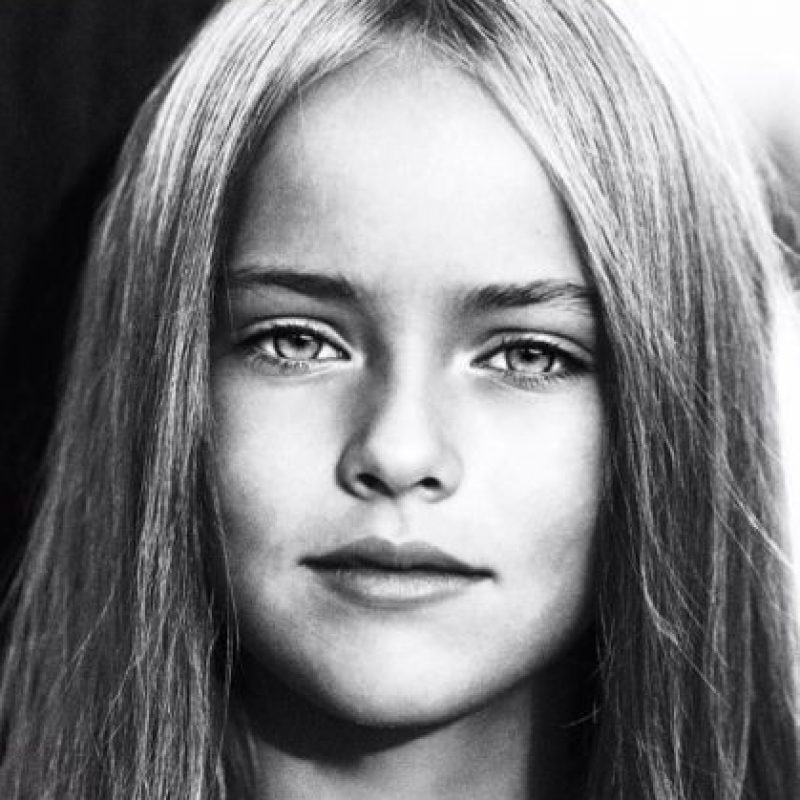 Su madre se llama Glikeriya Shirokova. Foto:vía Facebook/Kristina Pimenova