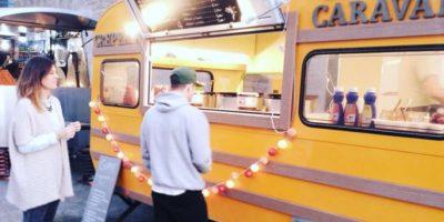 3. Puestos de comida rápida Foto:Vía instagram.com/explore/tags/foodtrack