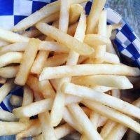 Durante el Super Bowl XLIX, sólo en el estadio, se consumieron 11.200 raciones de papas fritas. Foto:Vía instagram.com/explore/tags/fries