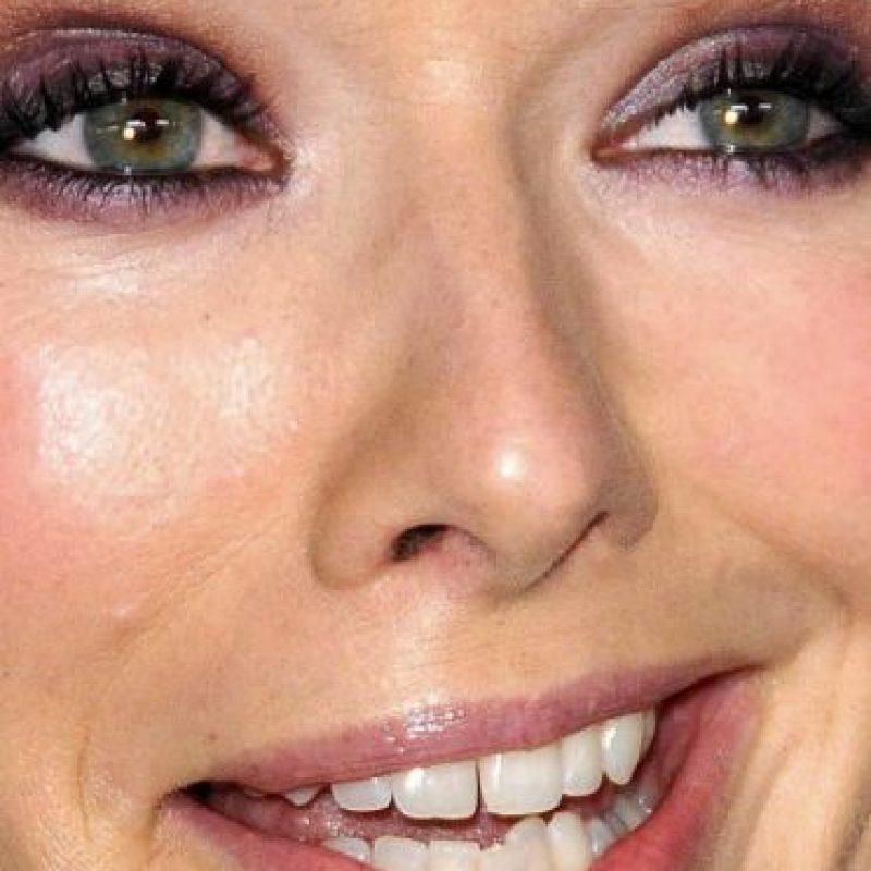 """Esta es la sonrisa de Lena Headey, de """"300"""" y """"Game of Thrones"""". Foto:vía Getty Images"""