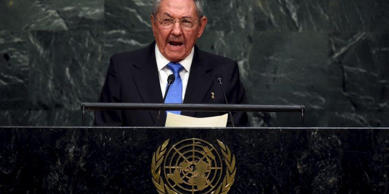 Su mandato inició el 24 de febrero de 2008. Foto:AFP