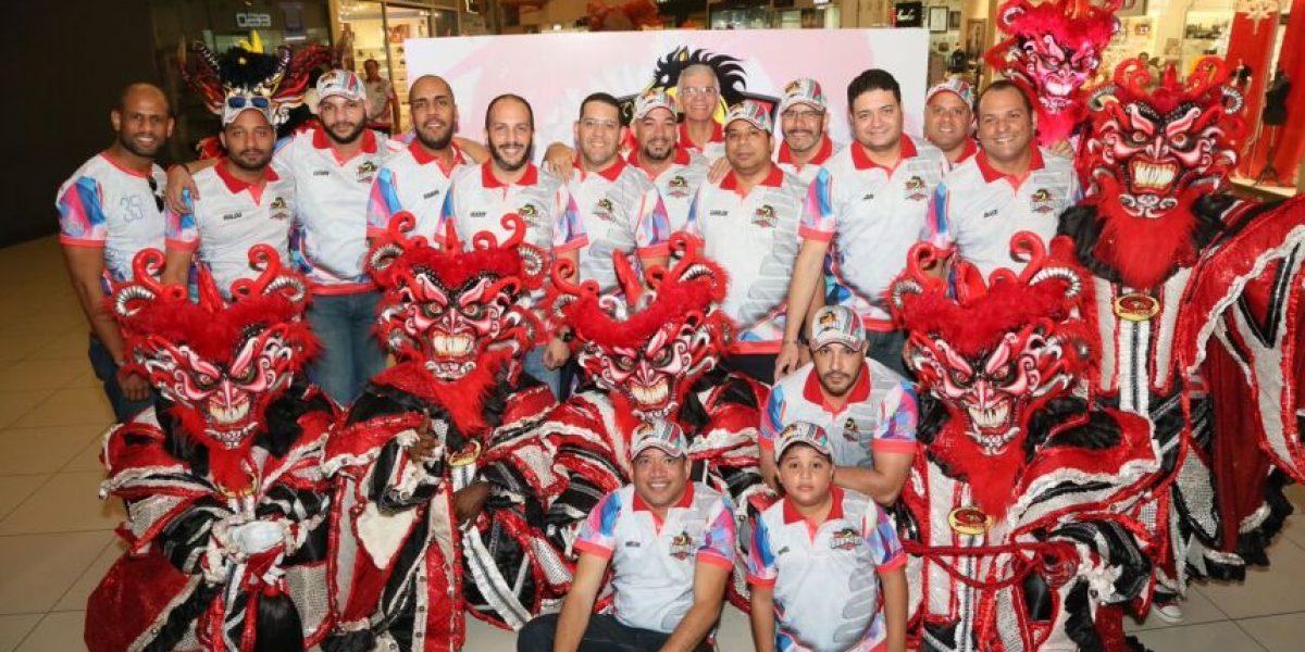 """#TeVimosEn Expo """"Los Broncos, una historia de carnaval"""""""