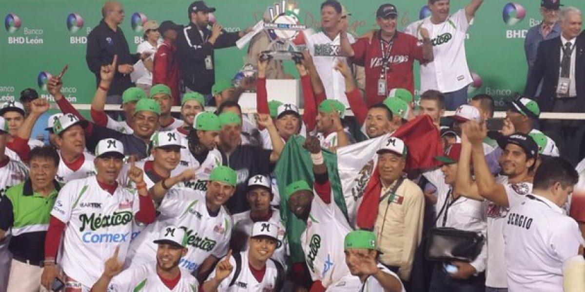 México campeón de la Serie del Caribe 2016