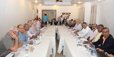Eduardo Quincoces: Mesa del diálogo por soluciones en Las Terrenas
