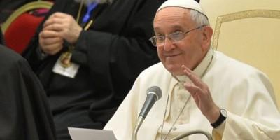 Desde el Vaticano, el papa habló de su viaje a México