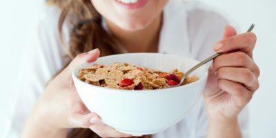 Comer bien es parte importante de una relación positiva con tu cuerpo Foto:Fuente Externa