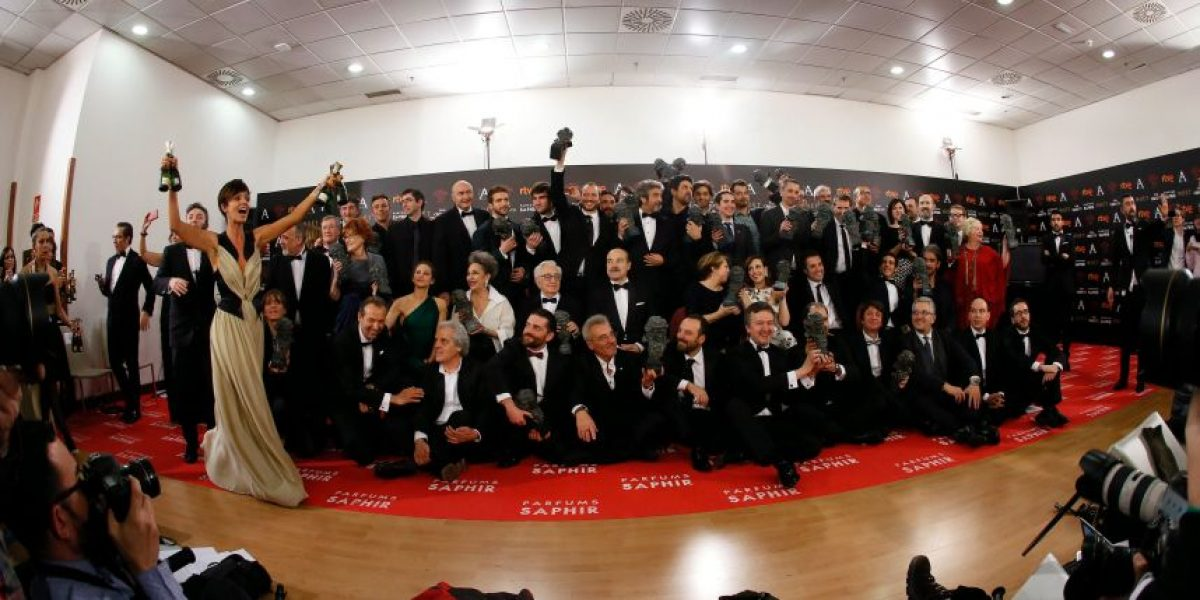 La novia, gran perdedora de la 30 edición de los Premios Goya