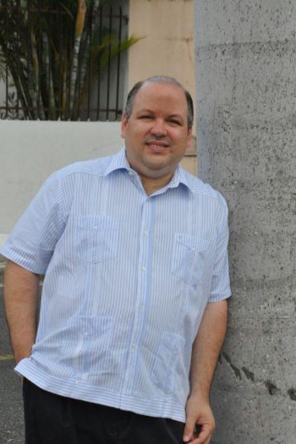Gustavo Eduardo Foto:Fuente Externa