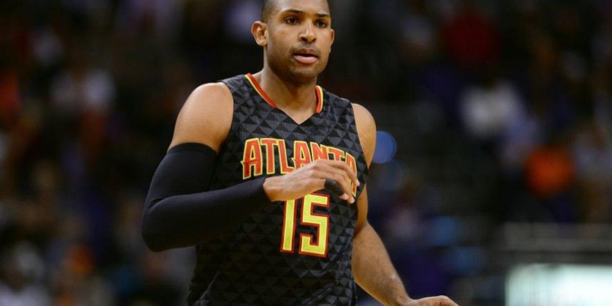 Baloncesto: Al Horford anota 11 puntos en la derrota de los Hawks