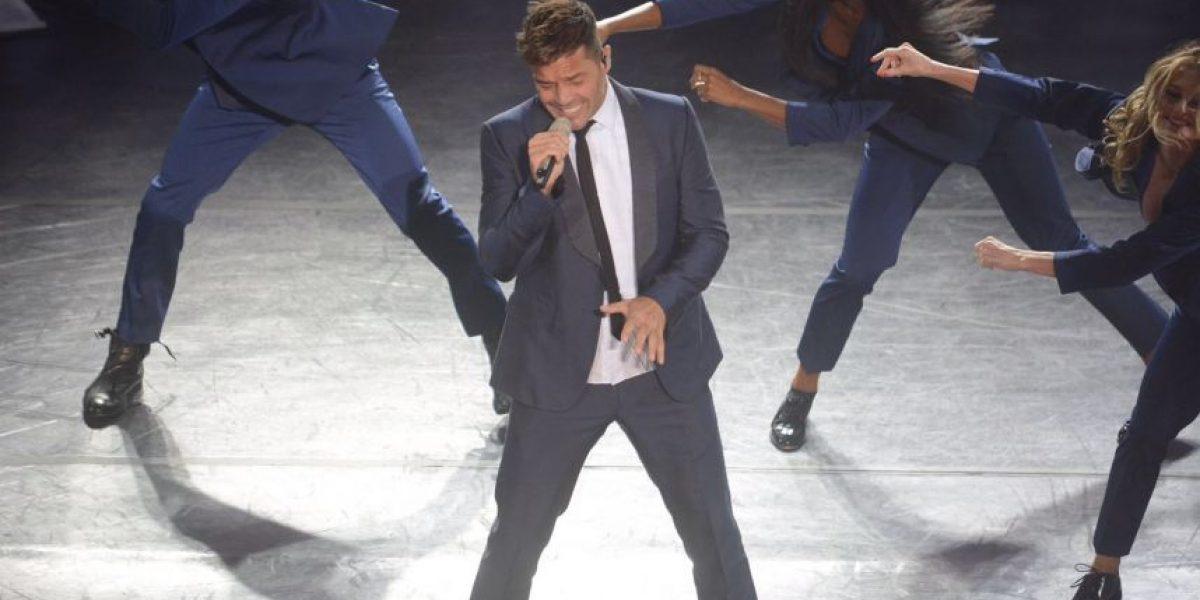 Ricky Martin, una bomba de adrenalina