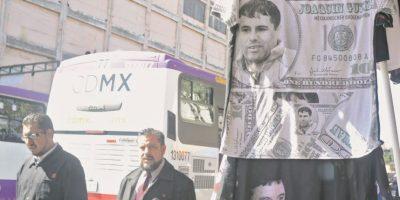 """Ahora """"El Chapo"""" es marca registrada"""