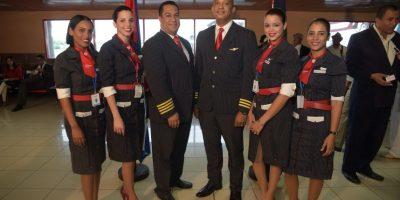 #TeVimosEn Pawa realiza vuelo inaugural a La Habana