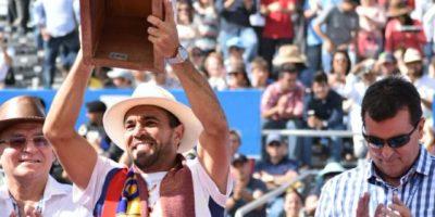 Víctor vuelve a brillar como una estrella en Quito