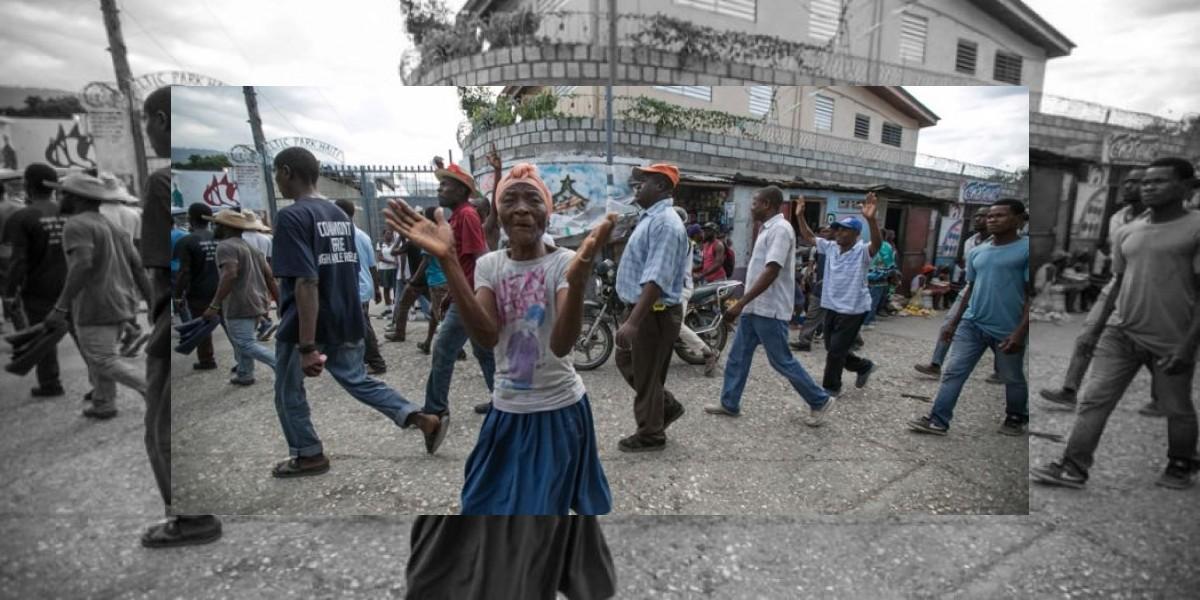 Tensa calma en Haití en espera candidaturas para formar Gobierno transición