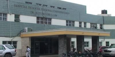 Trasladan al hospital de Santiago las siamesas nacidas en Moca
