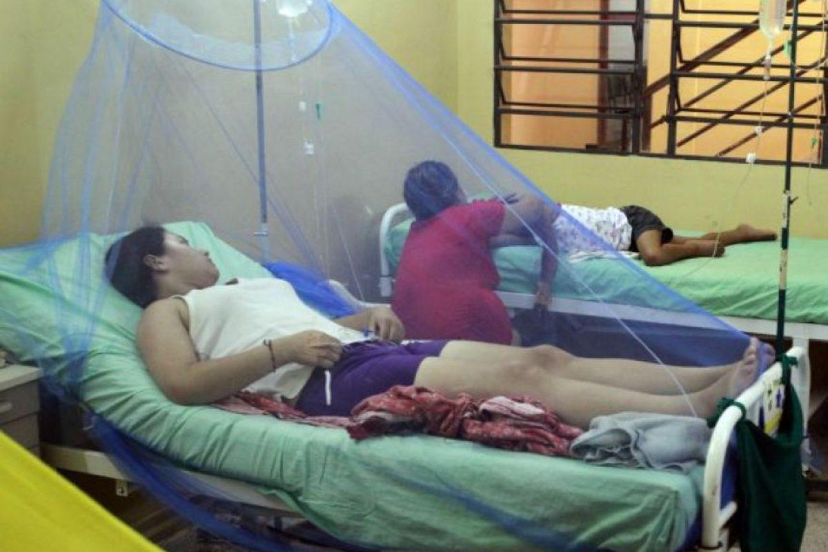 Pacientes a la espera de ser atendidos Foto:Archivo