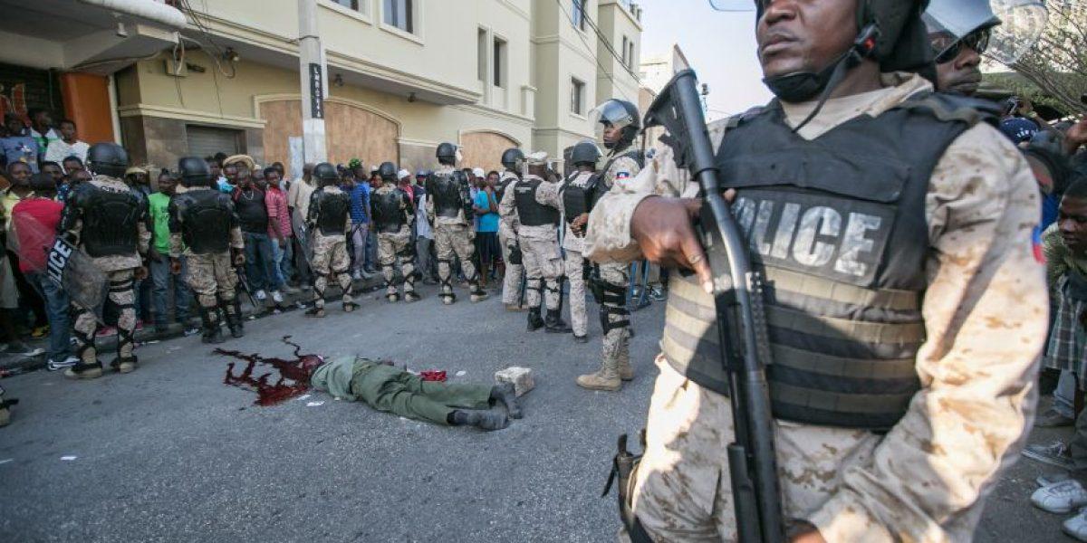 Vacío presidencial: Martelly concluye su gestión en Haití