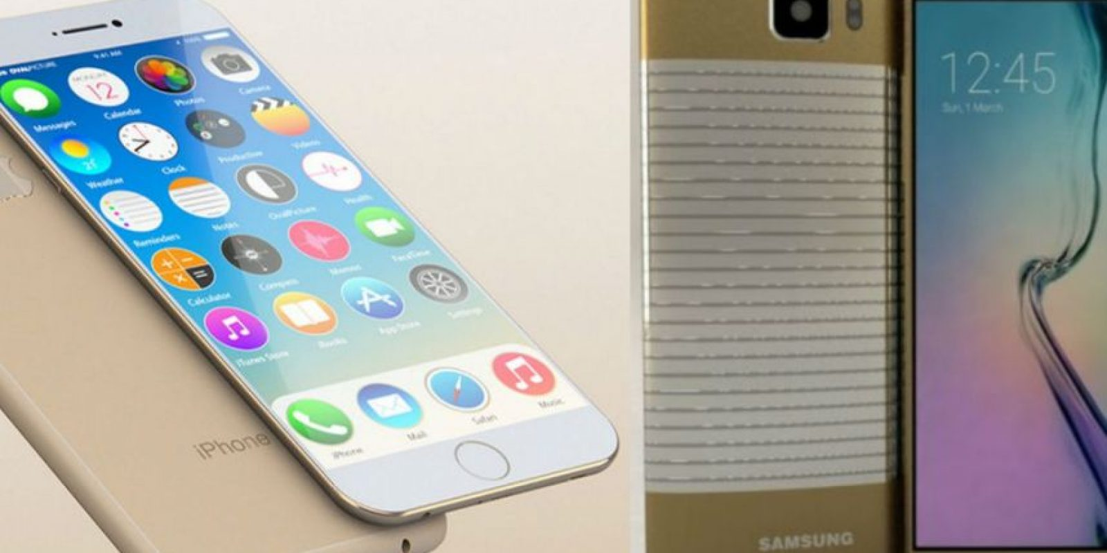 iPhone 7 causa mayor expectativa que el Samsung Galaxy S7.
