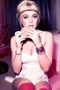 Lindsay Lohan Foto:Vía Instagram