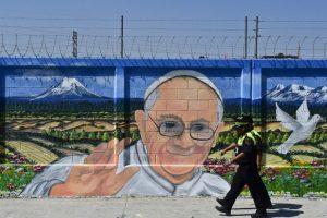 Desde el último partirá de vuelta a Roma, Italia. Foto:AFP
