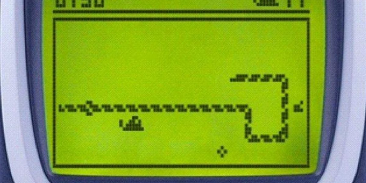 5 juegos antiguos para celulares que no volverán a disfrutar igual