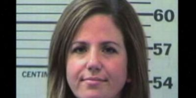 Christina Busb Foto:  Mobile County Sheriff's Office