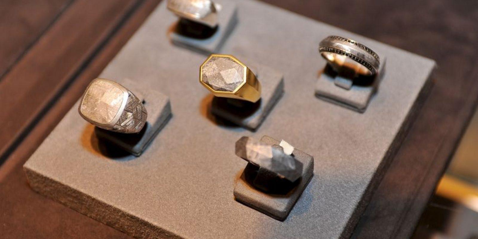 Los meteoritos ferrosos, un 6% del total, contienen gran cantidad de hierro. Foto:Getty Images