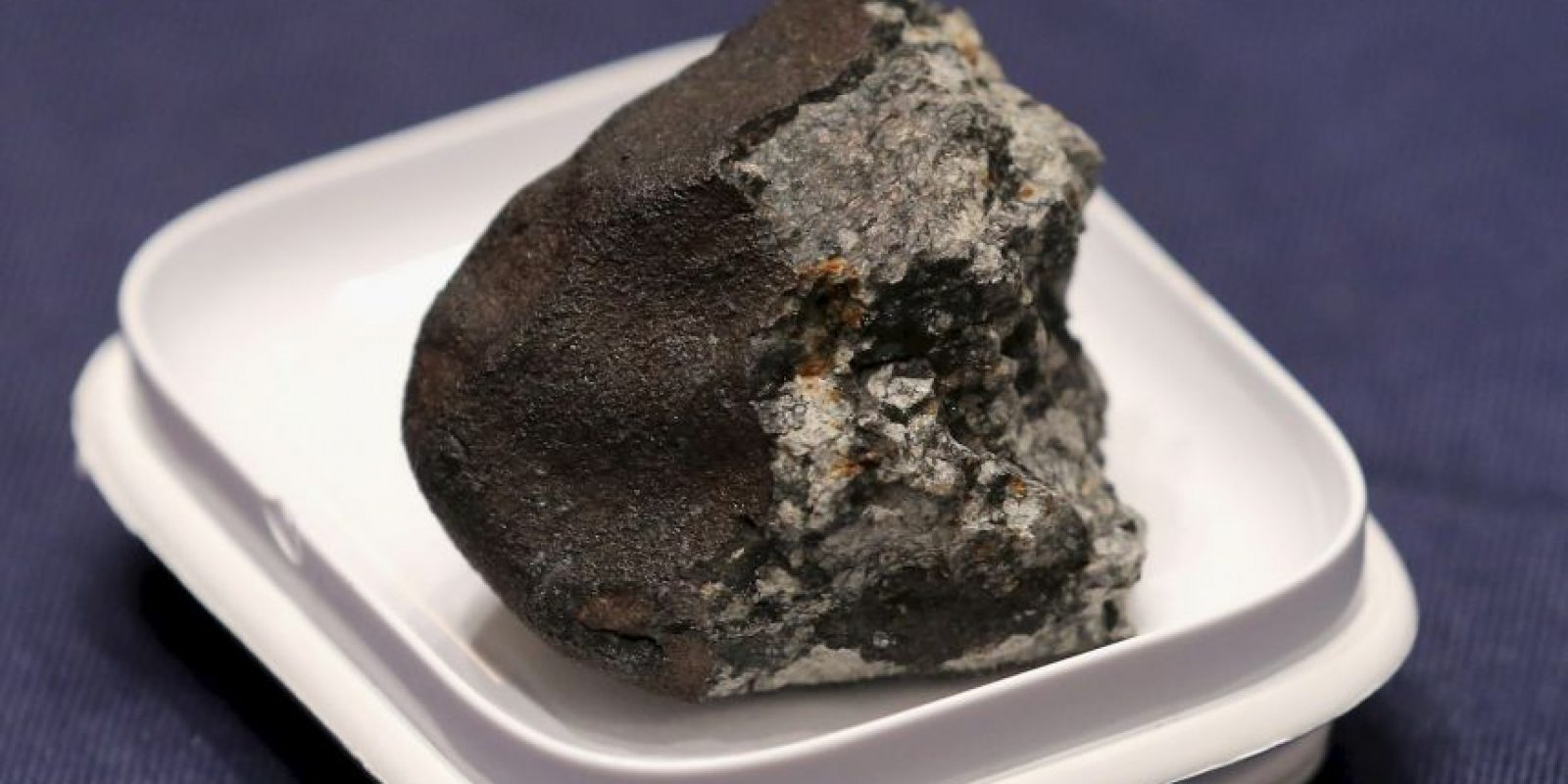 Hay tres clases de meteoritos Foto:Getty Images
