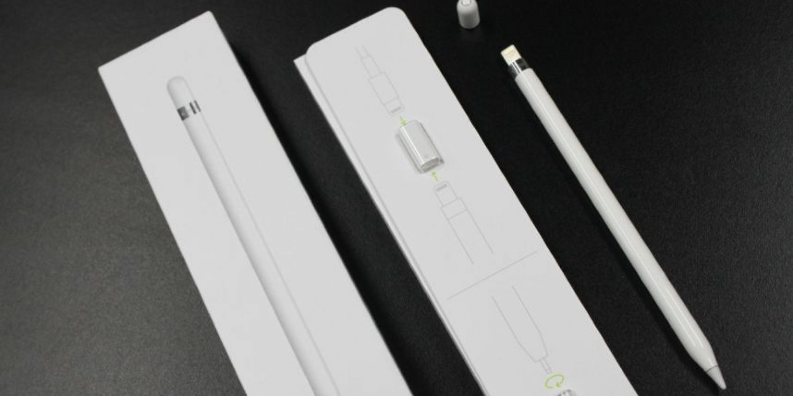 Apple Pencil se vende por separado. Foto:Nicolás Corte