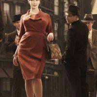 """Su papel de """"Joan"""" fue inspirado en Marilyn Monroe. Foto:vía AMC"""
