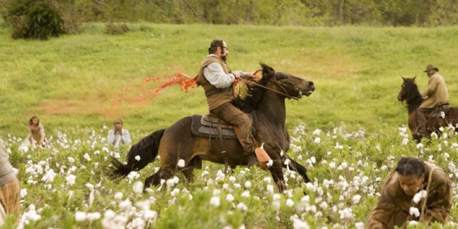 En caballo Foto:Django