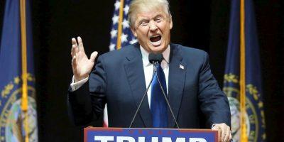 Medios locales dan como ganadores al magnate Donald Trump del Partido Republicano Foto:AFP
