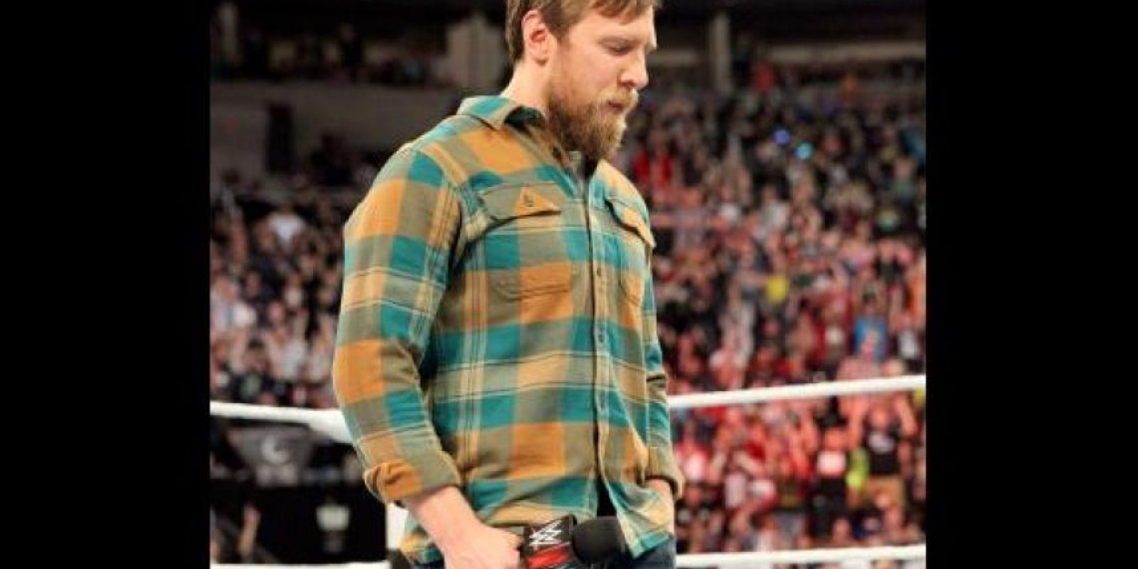 Así fue la despedida de Daniel Bryan de WWE Foto:WWE