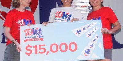 Herrera y Sánchez se proclaman campeones del III Maratón Carrefour 10K