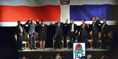 Proclamación de Medina por el PRD afecta a inauguración de torneo baloncesto