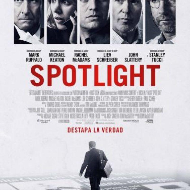 """""""Spotlight"""". Foto:Open Road Films"""