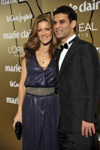 Rafa Márquez y Jaydy Michel Foto:Getty Images