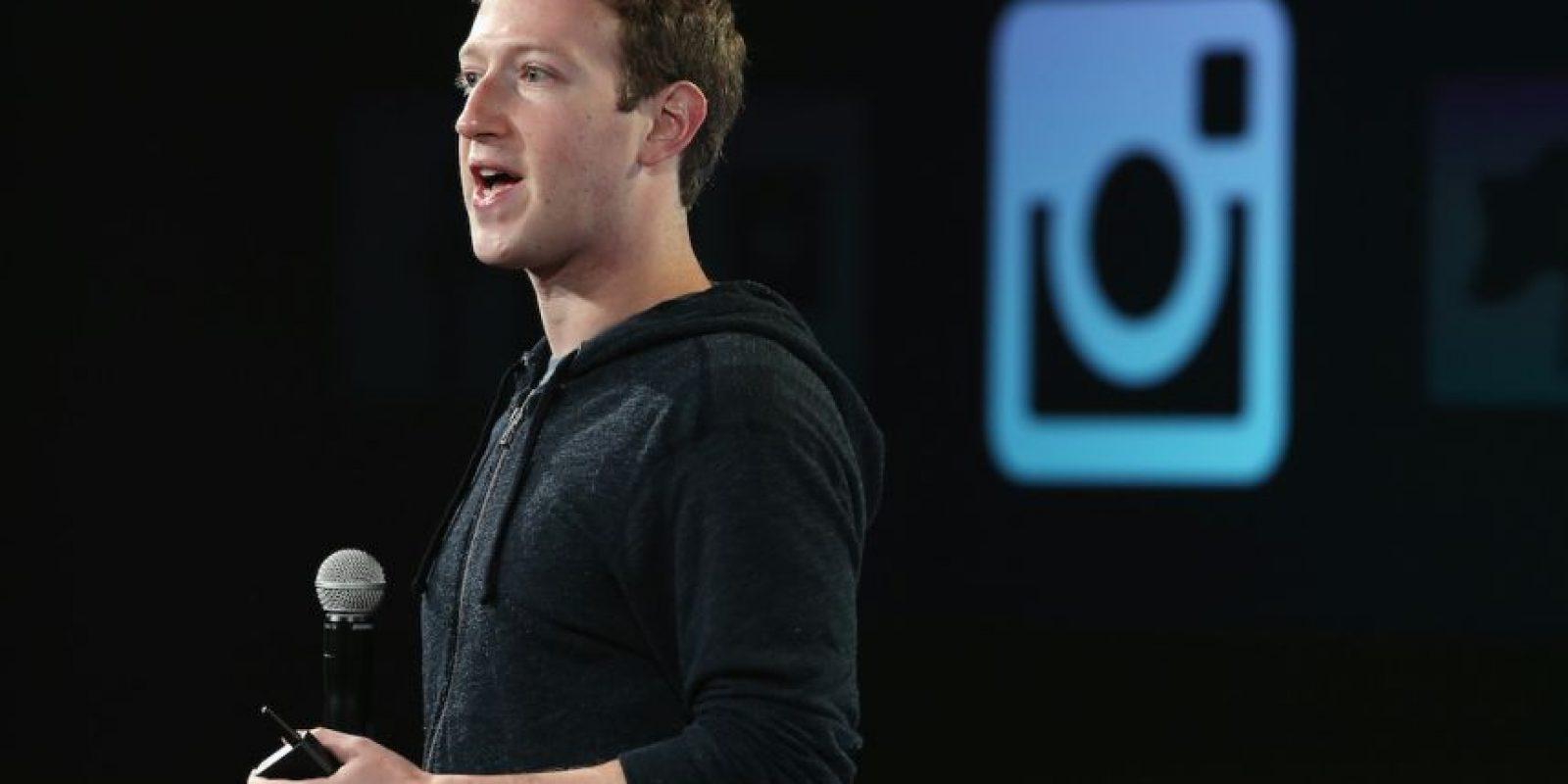 3- Facebook la adquirió en 2012 por mil millones de dólares. Foto:Getty Images