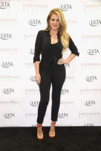 En tan solo unos meses el cambio de Khloé Kardashian ha sido impresionante. Foto:Getty Images