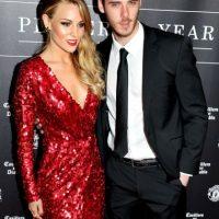 El portero del Manchester United tiene 25 años, mientras que su novia Edurne suma 30 años Foto:Getty Images