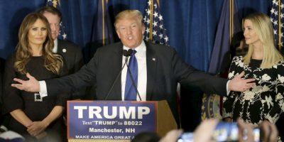 Donald Trump es un ejecutivo, político, empresario y millonario de Estados Unidos. Foto:AP