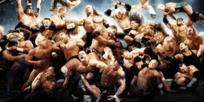¿Qué luchador de la WWE serían? Foto:WWE